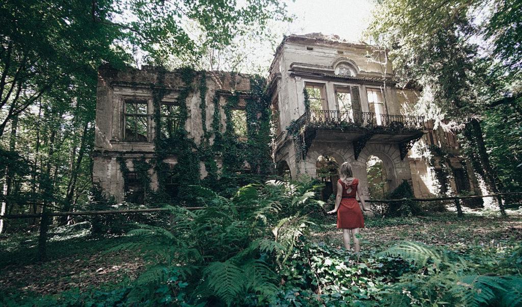 Matzenau mansion