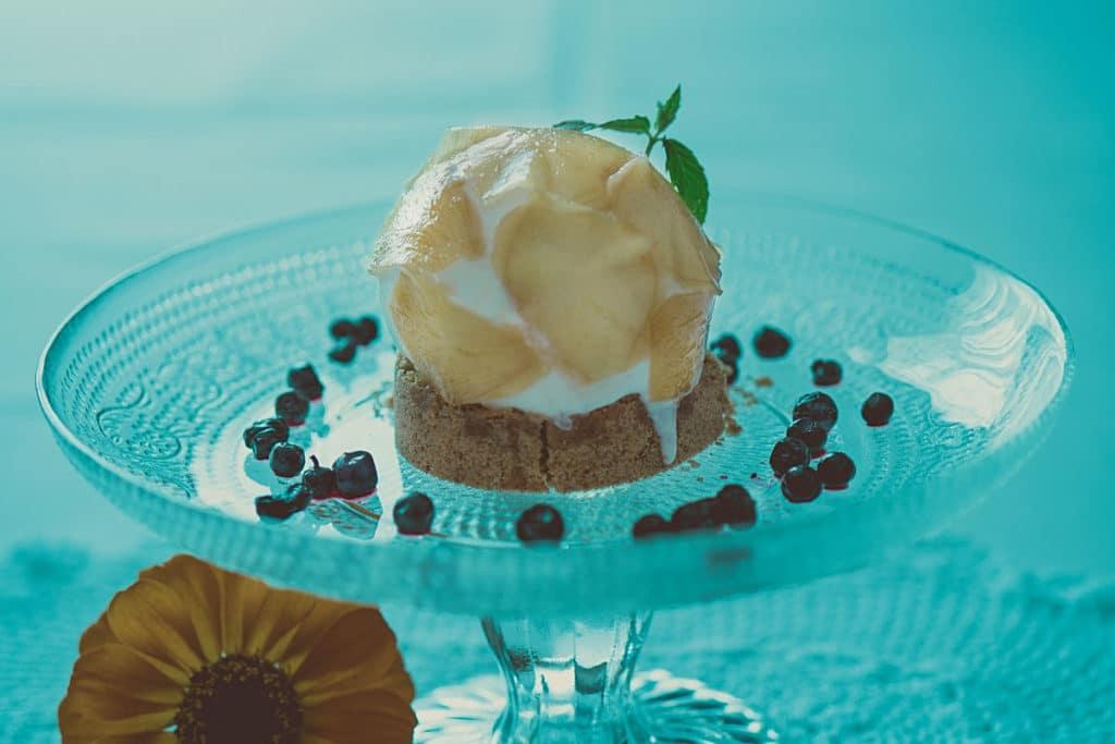 elderflower ice cream