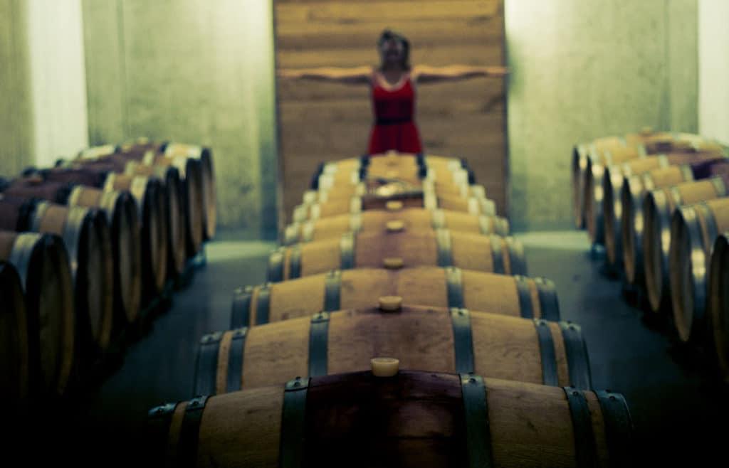 wine cellar marof