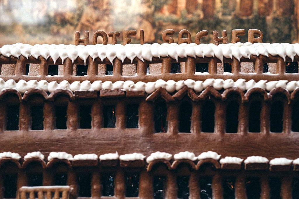 gingerbread hotel