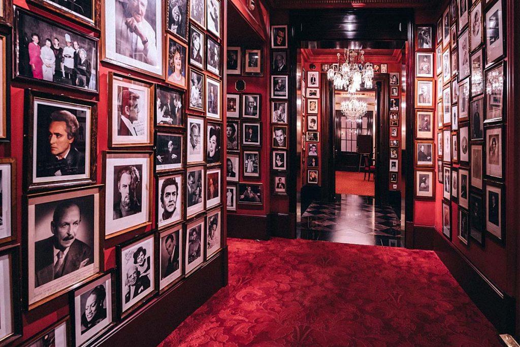 sacher hotel hall of fame