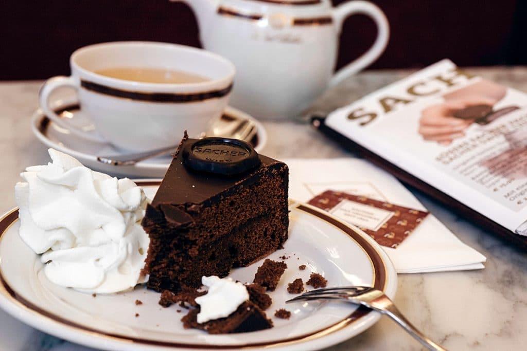 Sacher cake sacher torte
