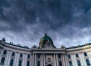 cloudy vienna