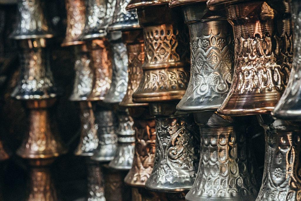 Antique shop Sarajevo