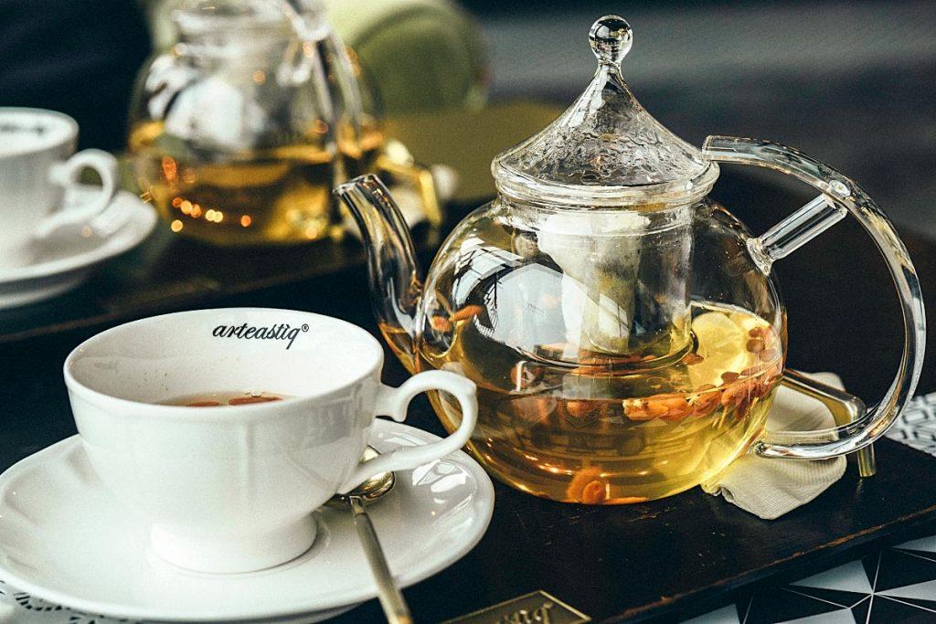 Arteastiq afternoon tea