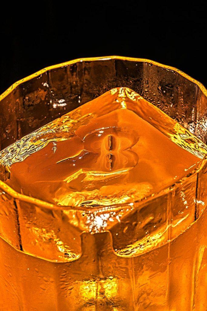 Coppertone cocktail
