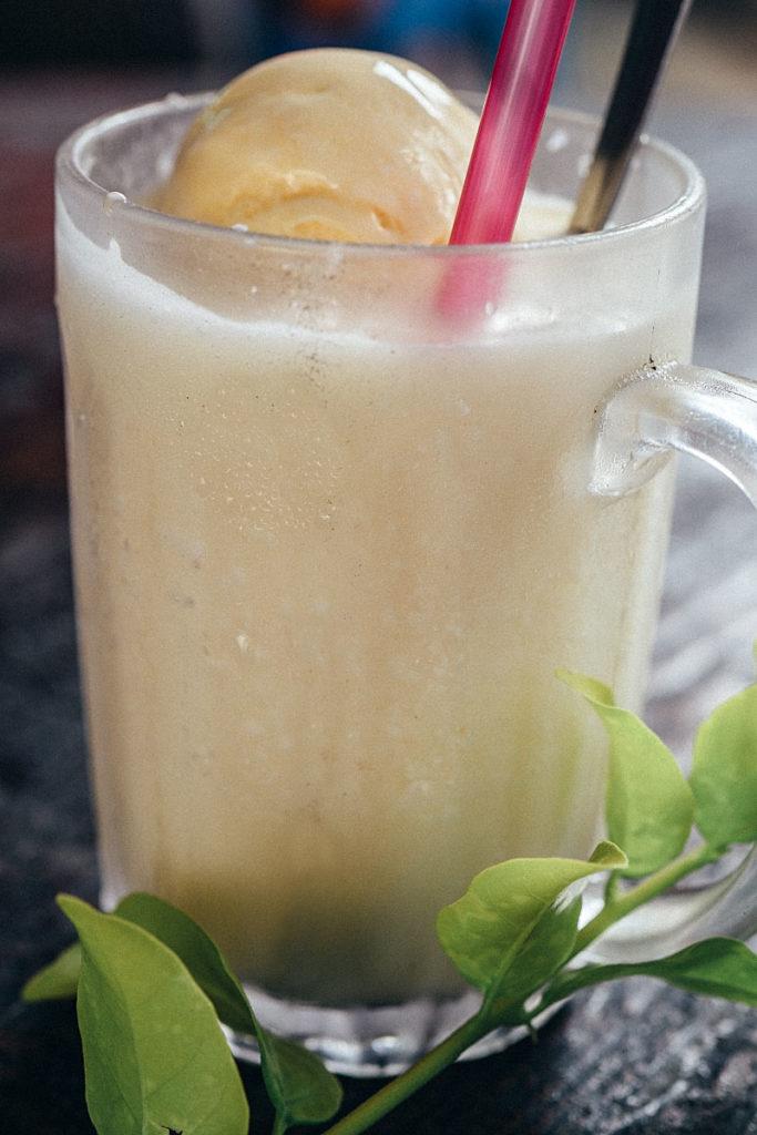 Klebang Coconut Shake