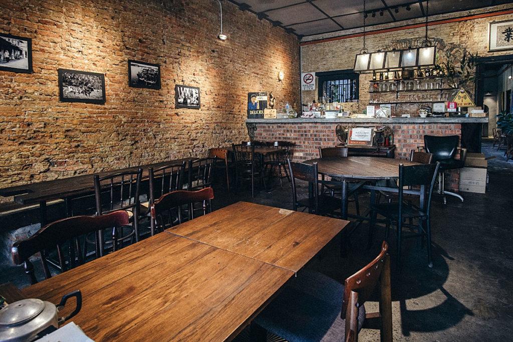 Kaya cafe Melaka