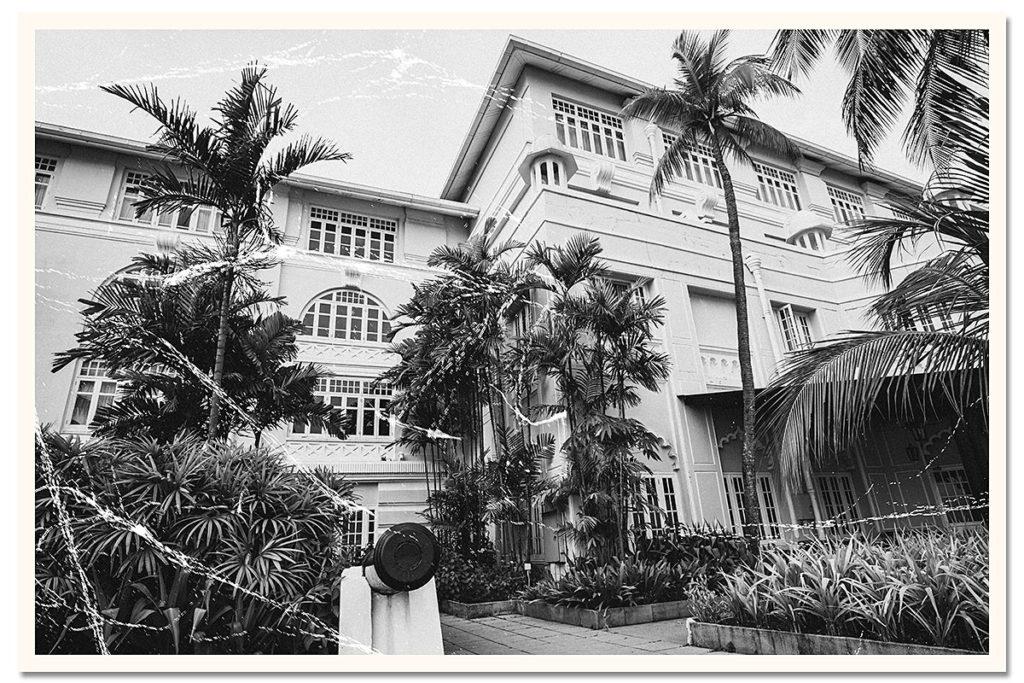 E&O hotel history