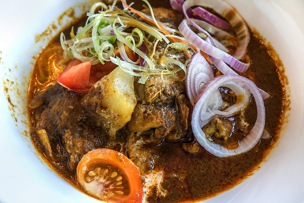Chicken Curry Kapitan