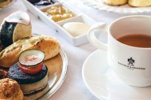1825 afternoon tea set