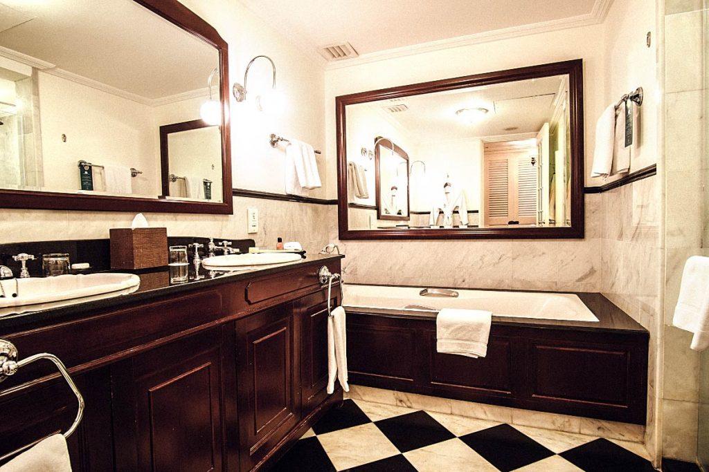 Bathroom at Eastern&Oriental