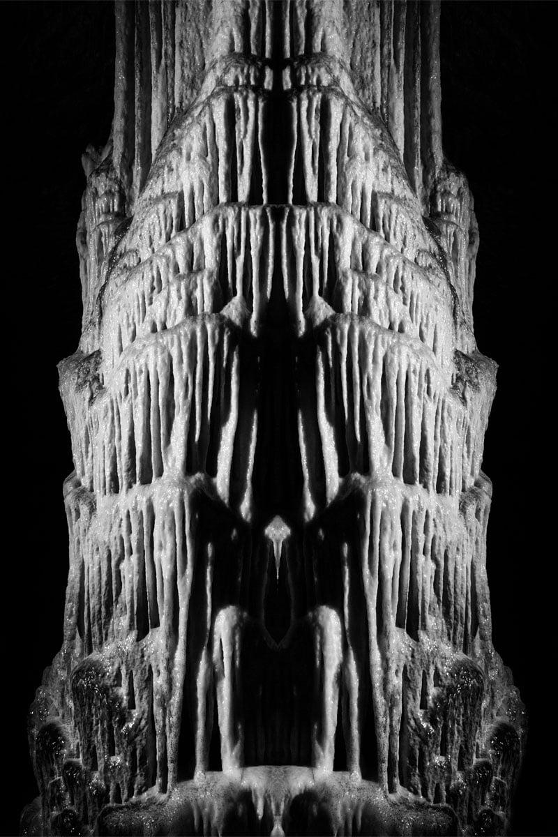 limestone pillar