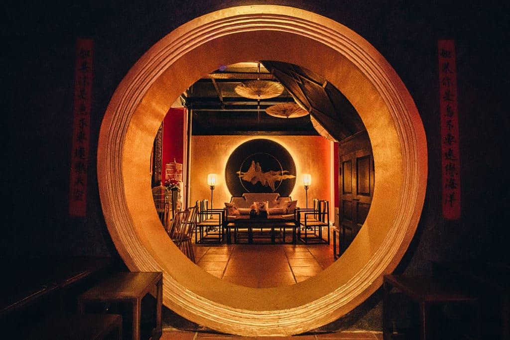 Manchur hidden bar