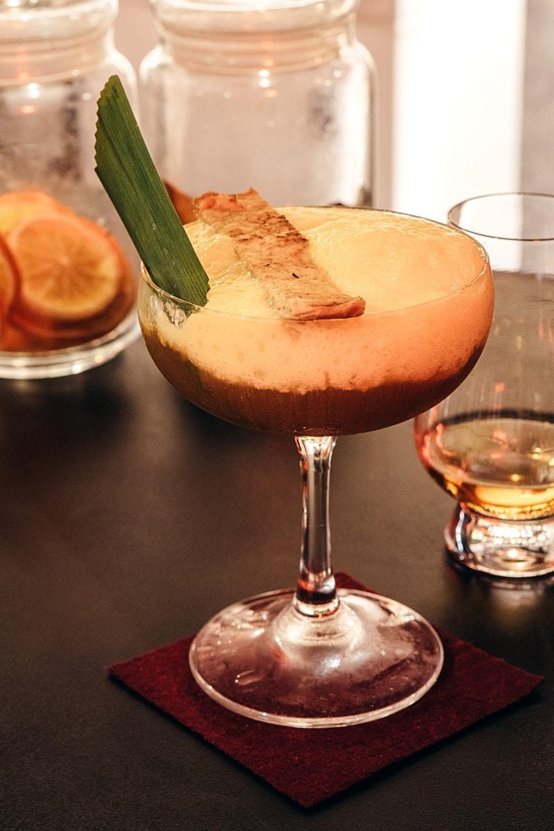 Roti Cocktail