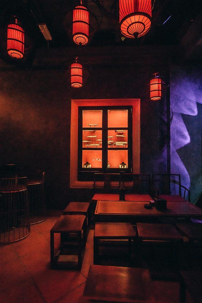 Cool bar