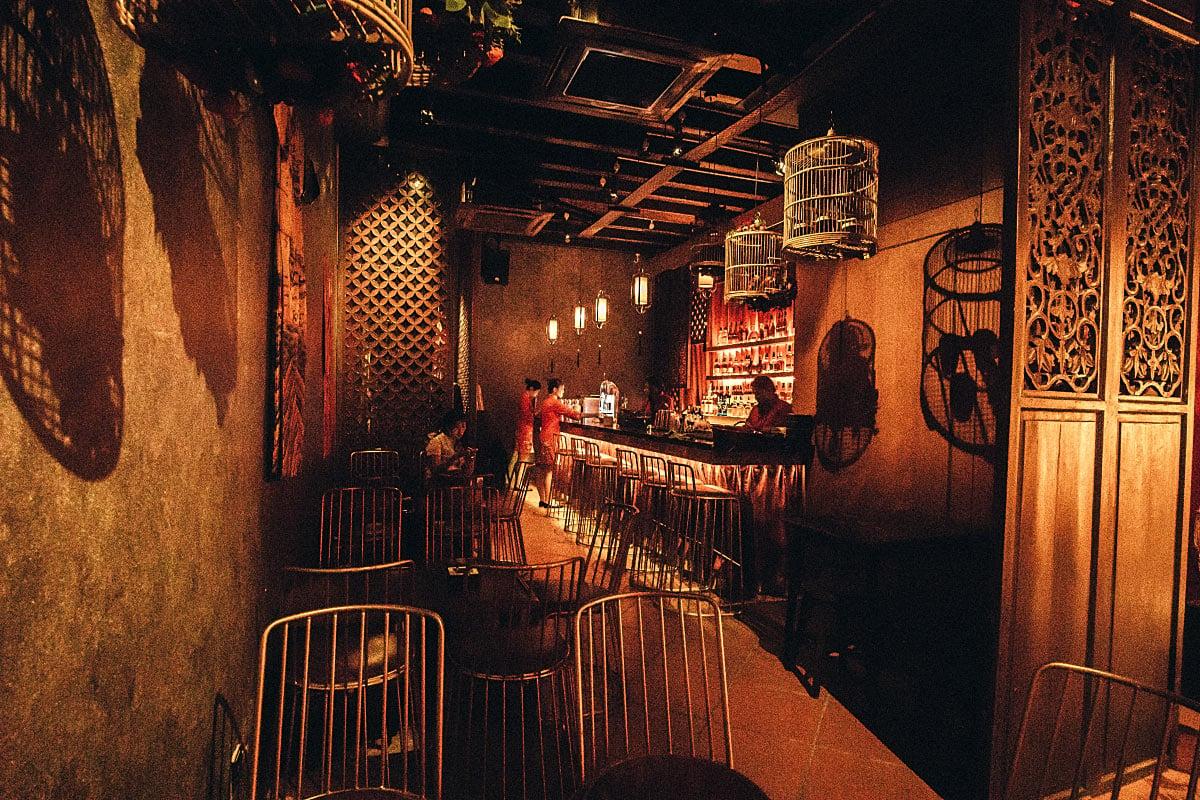 Manchu bar
