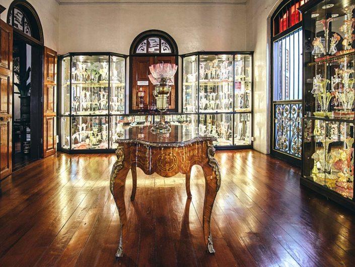 Peranakan table museum