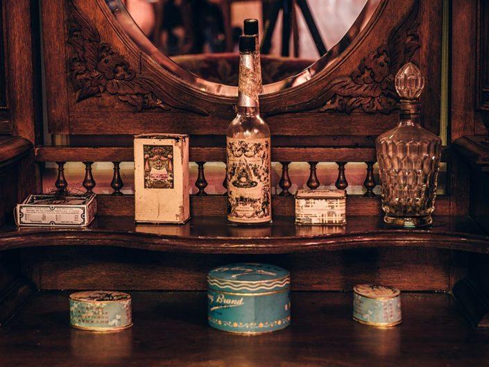 old perfumes