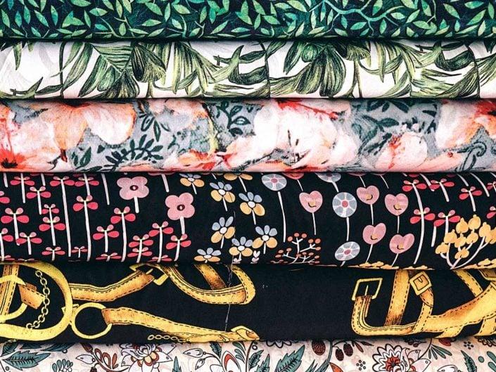 Hoi An Tailor Fabrics samples