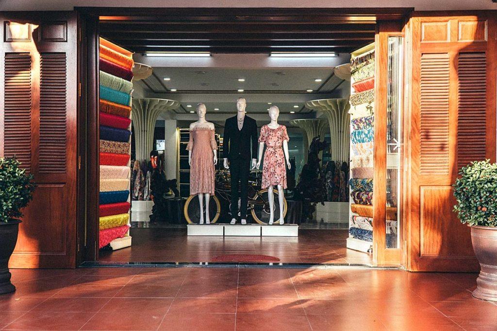 Hoi An Tailor - entrance