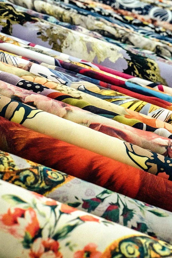 Hoi An Tailor - fabrics