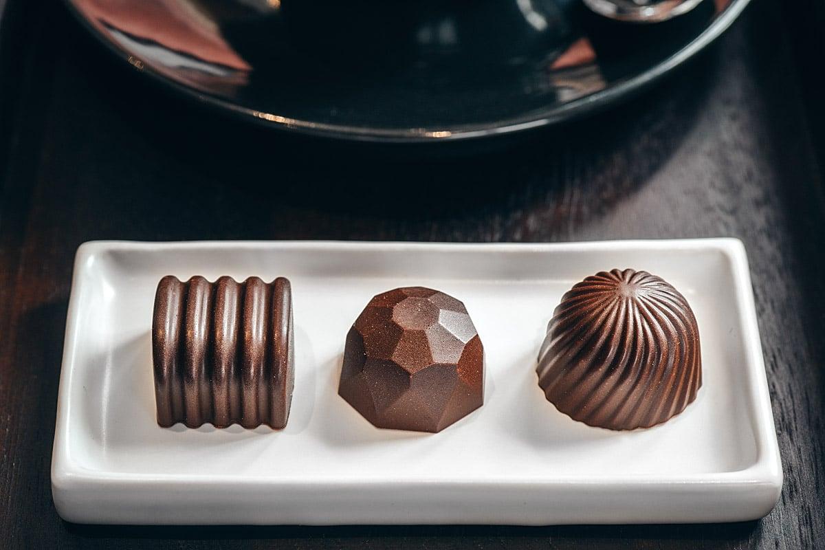 Kad Kokoa chocolate bonbons