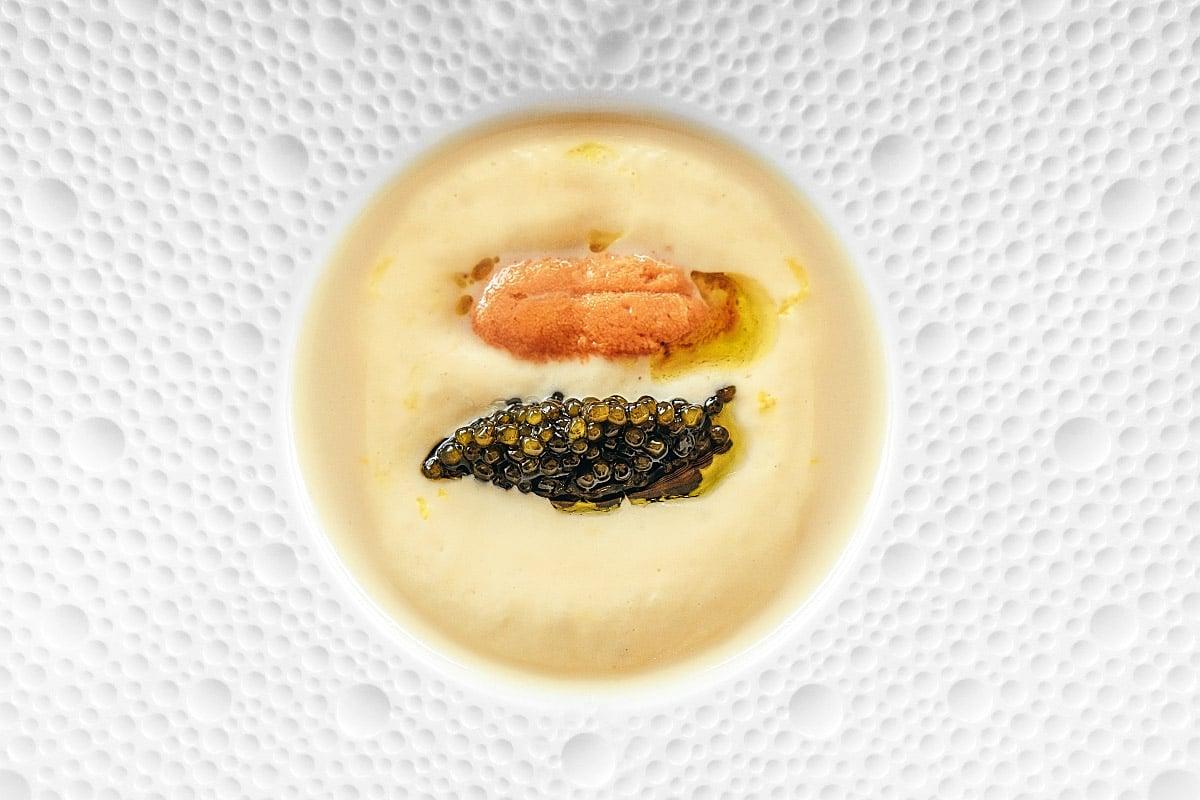 La Normandie - Caviar Osciètre et Oursin