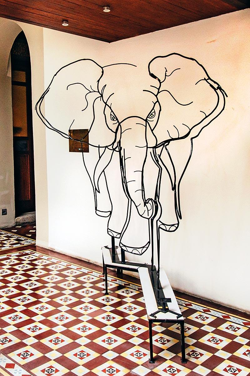 Matthieu Robert-Ortis sculpture