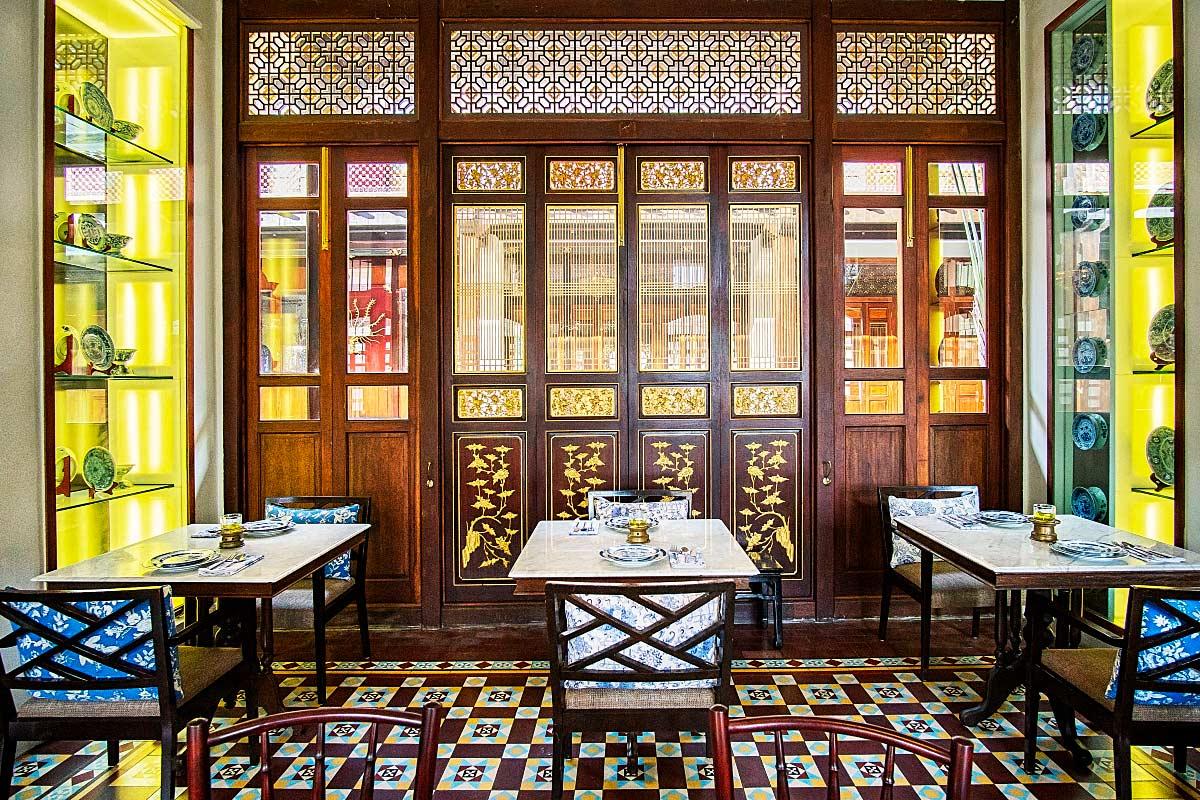 Kebaya Dining Room penang