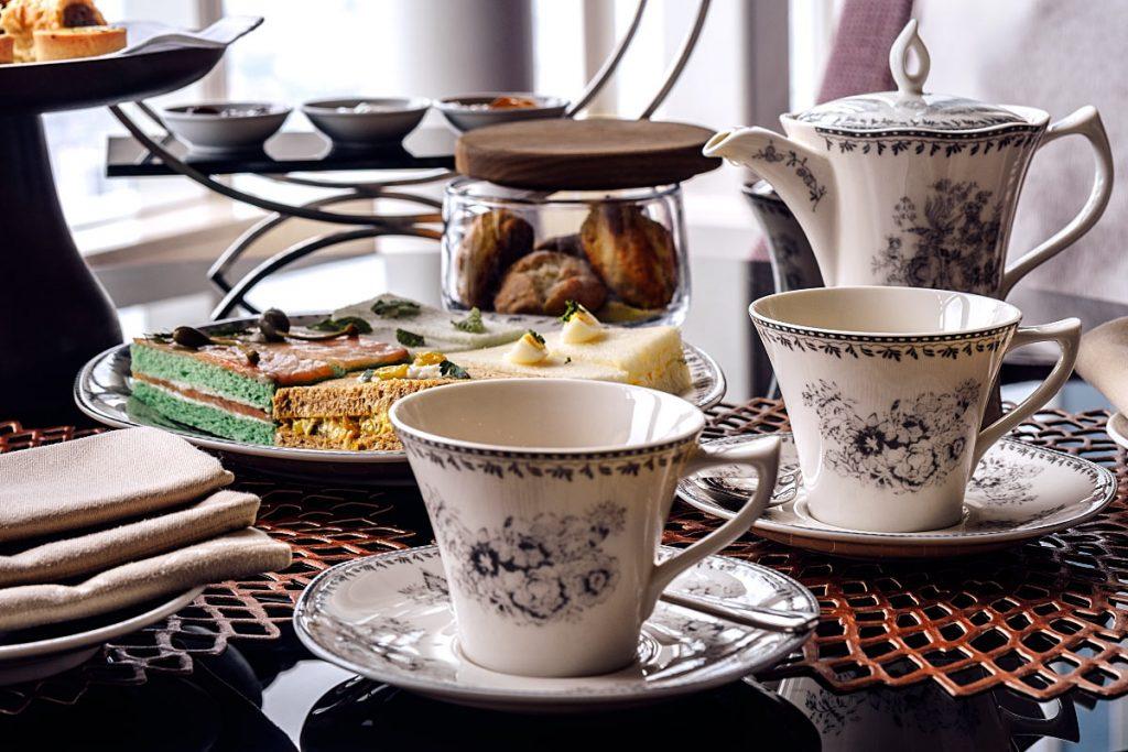 Nice tea cups