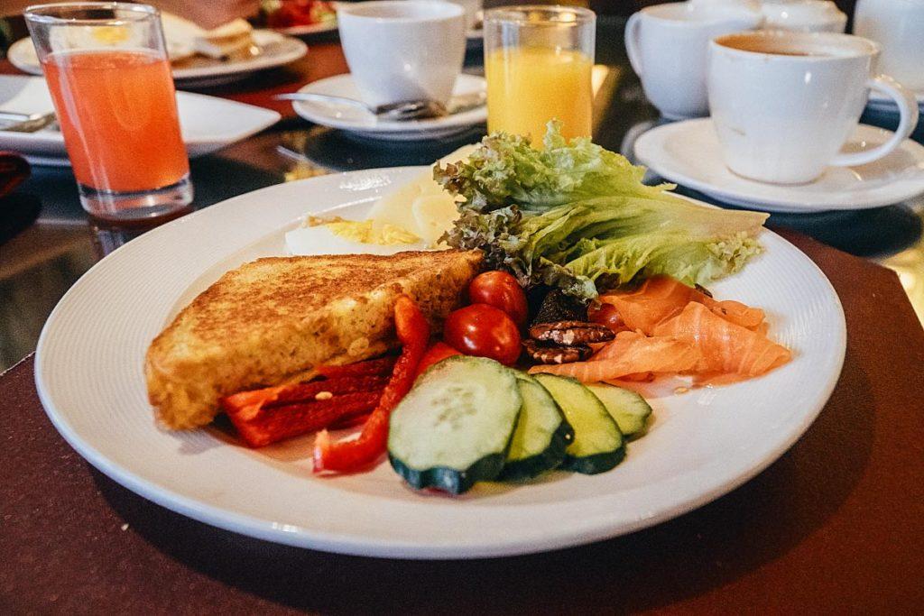 Breakfast at the Majestic Kuala Lumpur