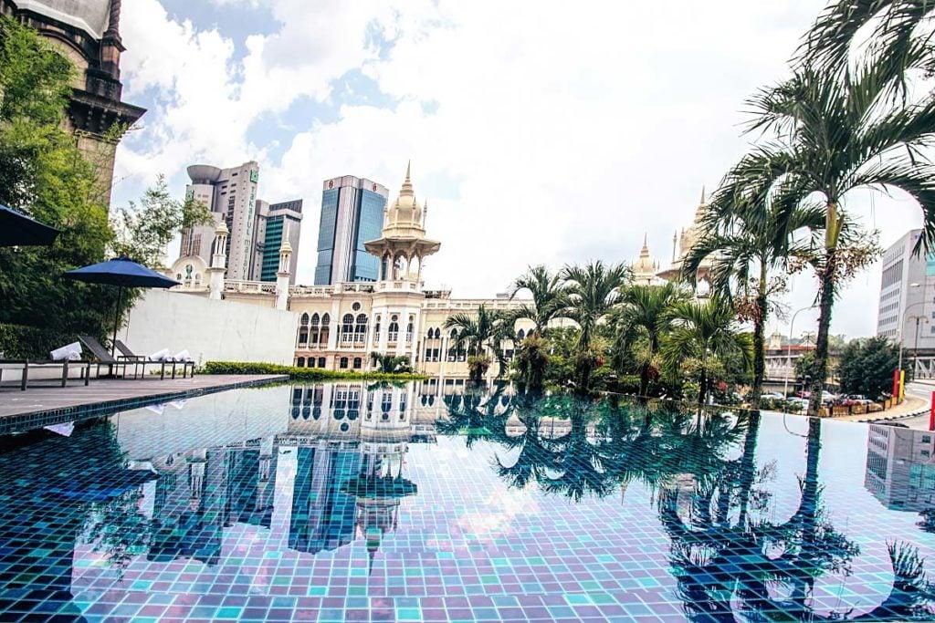 Majestic-Hotel-Kuala-Lumpur-Pool
