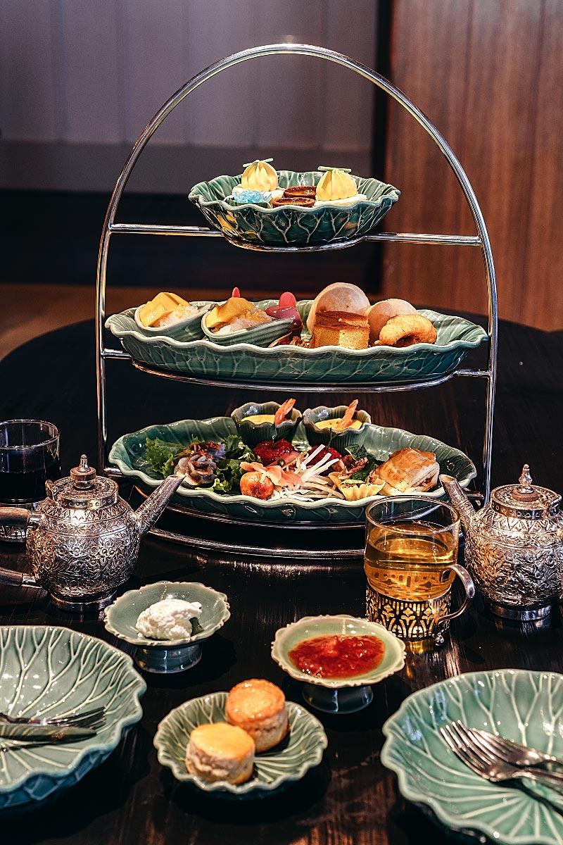Erawan high tea set