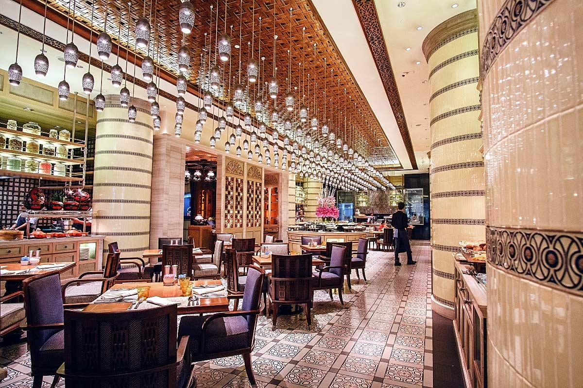 Mandarin Oriental Mosaic KL Ambient
