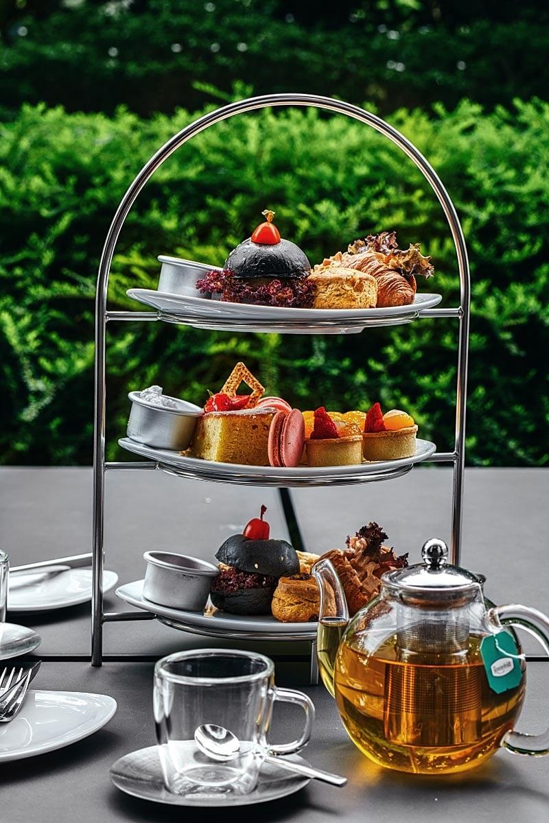 2pm lounge afternoon tea set