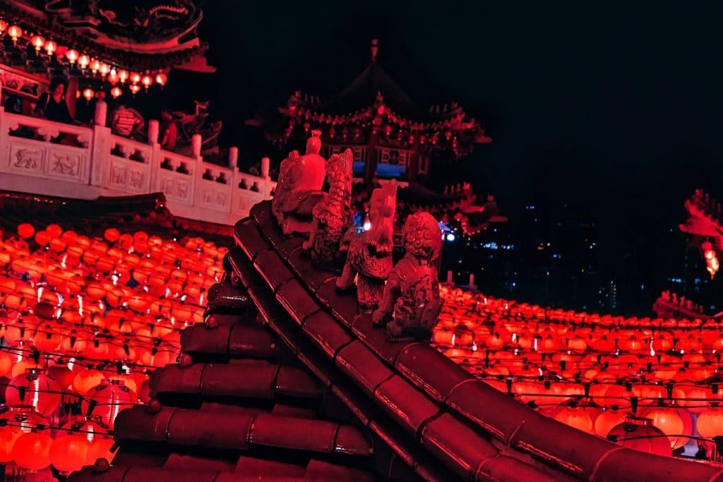 Thean Hou Temple detail