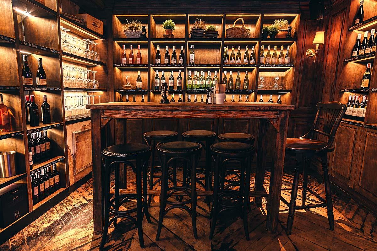 wine bar bangkok