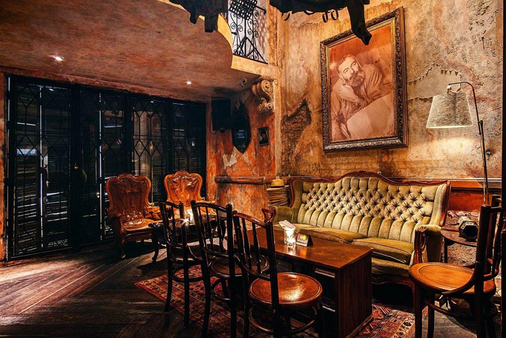Bangkok secret bar