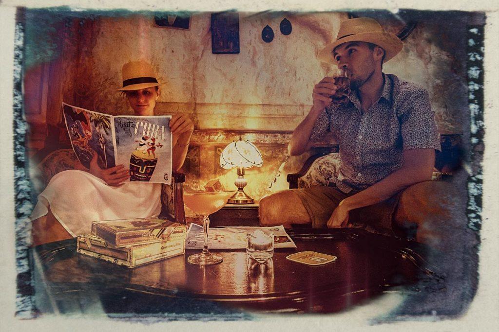 Havana Social secret bar scene