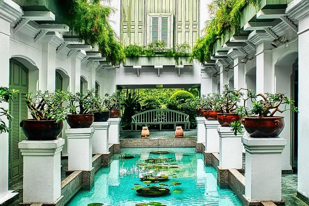 Mandarin Oriental Bangkok Spa