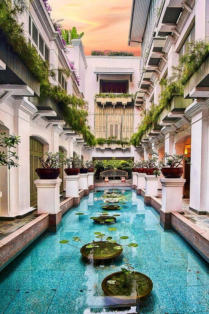 Mandarin Oriental Bangkok Spa - Luxury Retreat - Wild 'n