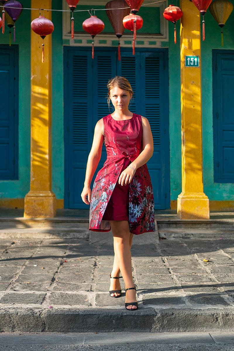 hoi an dress street