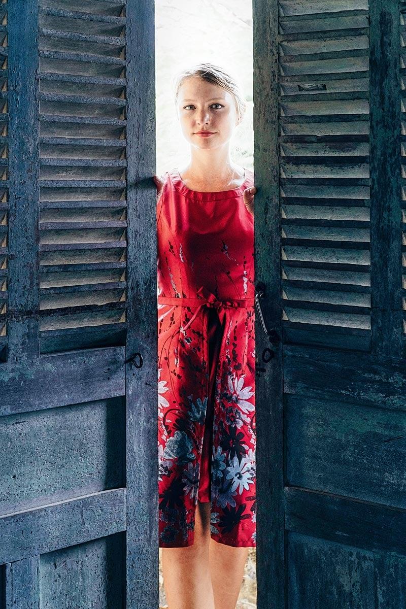 Hoi An tailor dress