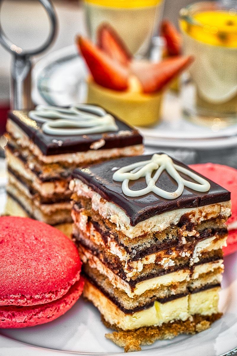 Opera Hanoi Afternoon Tea - Opera cake
