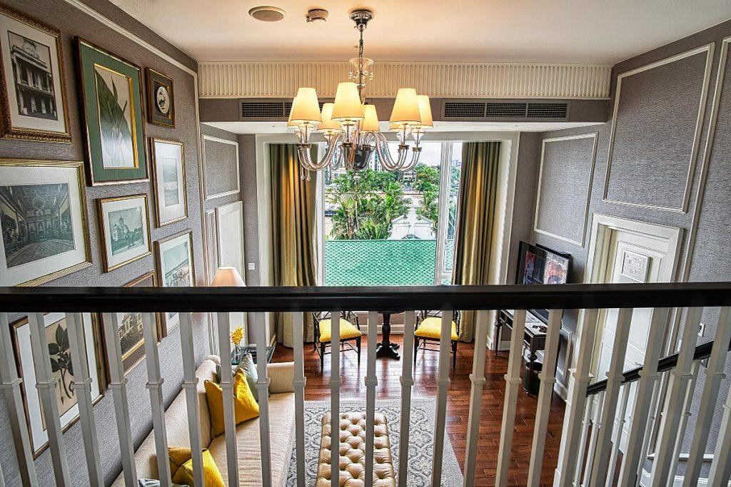 Mandarin Oriental Garden Wing suite