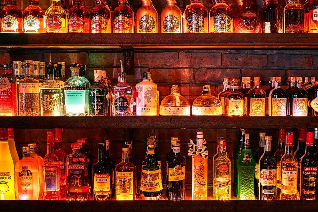 iron fairies drink menu