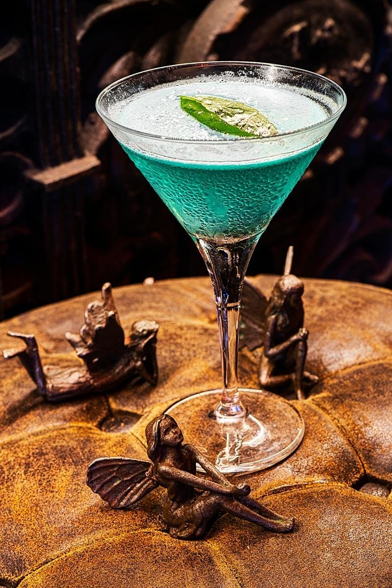 Iron Fairies cocktail