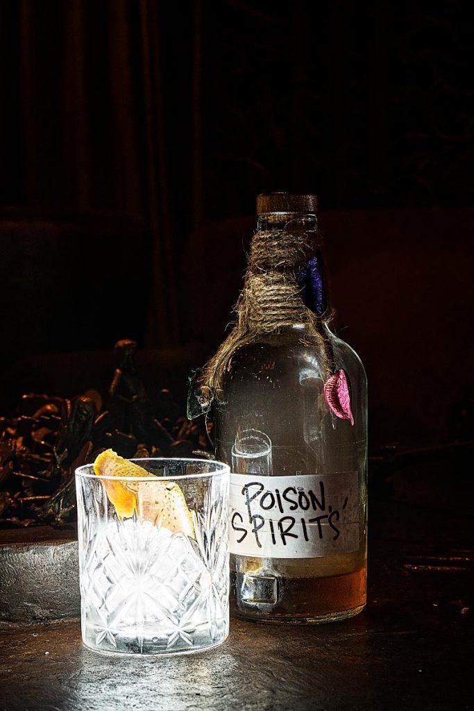 Iron Fairies Kuala Lumpur cocktail