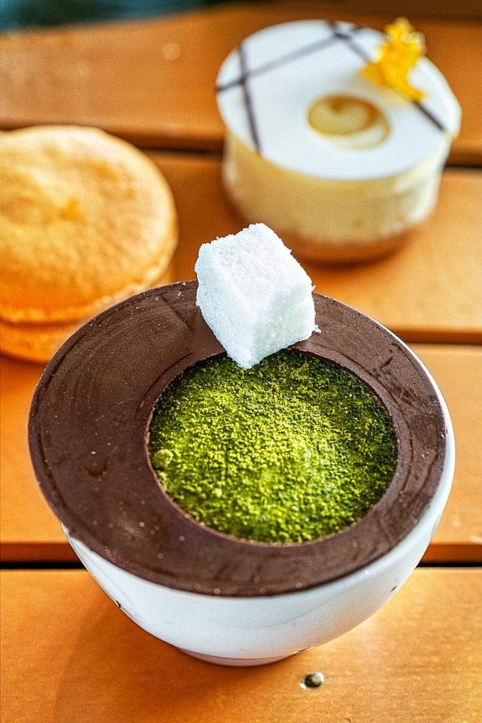 Nobu high tea